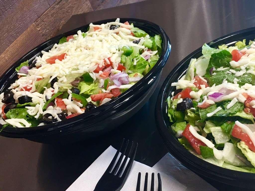 Blackjack Pizza & Salads - meal delivery  | Photo 9 of 10 | Address: 8350 Colorado Blvd #100, Firestone, CO 80504, USA | Phone: (303) 833-2875