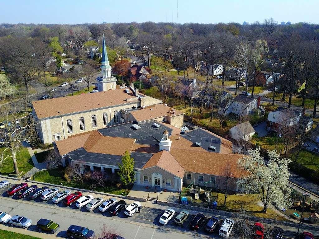 Old Mission United Methodist Church - church    Photo 1 of 7   Address: 5519 State Park Rd, Fairway, KS 66205, USA   Phone: (913) 262-1040