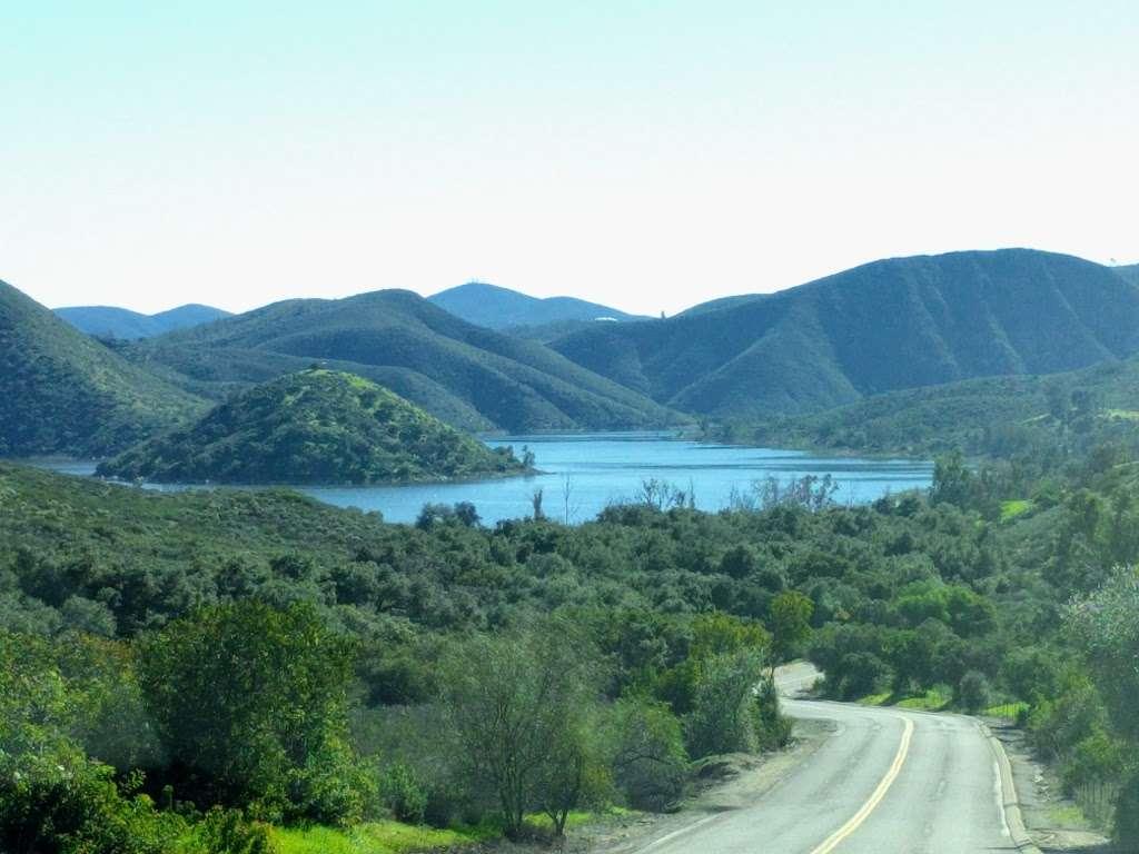 Lake Hodges Water Recreation Area - park  | Photo 6 of 10 | Address: Lake Dr, Escondido, CA 92033, USA | Phone: (760) 432-2023