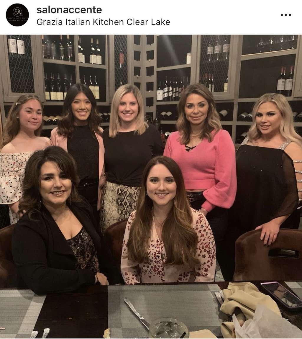 Salon Accente - hair care  | Photo 1 of 10 | Address: 4318 Center St, Deer Park, TX 77536, USA | Phone: (281) 476-5332