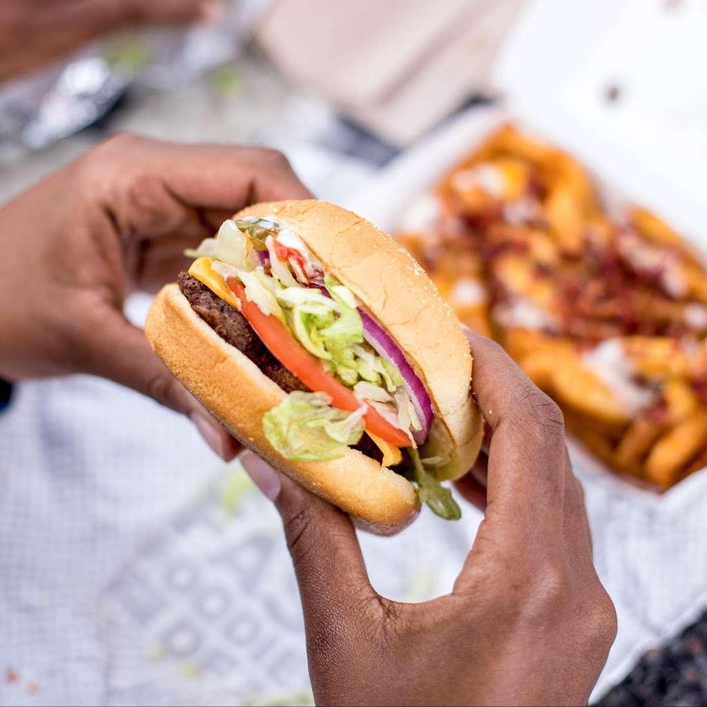 Checkers - restaurant    Photo 2 of 10   Address: 2925 Barker Cypress Rd, Houston, TX 77084, USA   Phone: (281) 676-8881