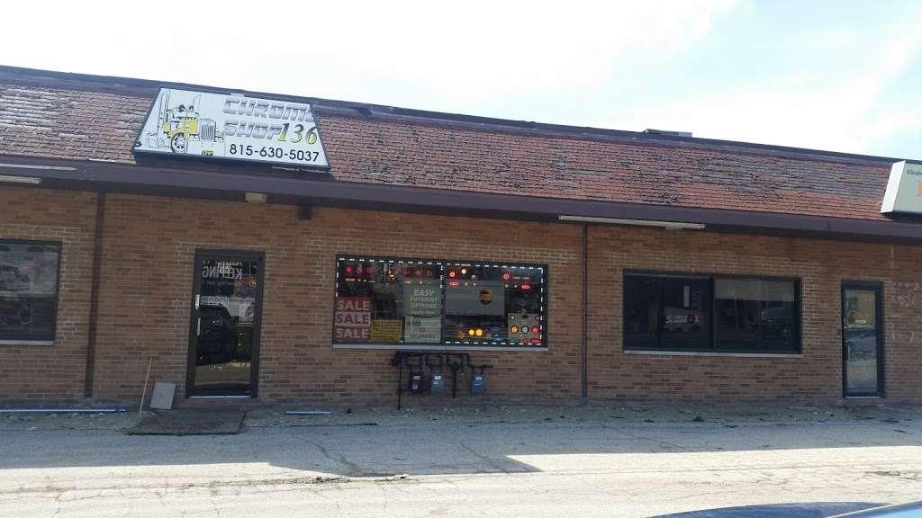 136 Chrome Shop - car repair  | Photo 4 of 10 | Address: 1913 S Chicago St, Joliet, IL 60436, USA | Phone: (815) 630-5037