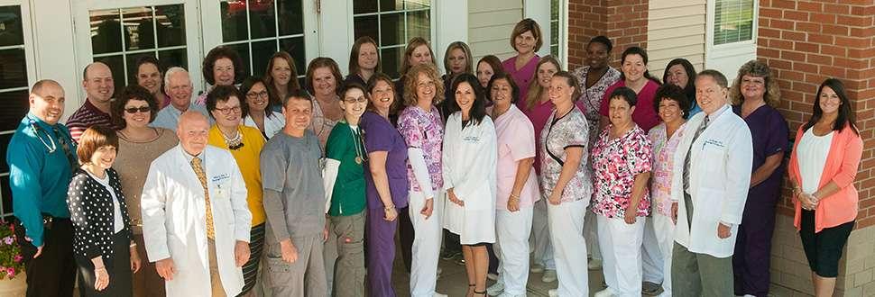 Hematology & Oncology Associates of NEPA, PC - doctor  | Photo 5 of 10 | Address: 1100 Meade St, Dunmore, PA 18512, USA | Phone: (570) 342-3675