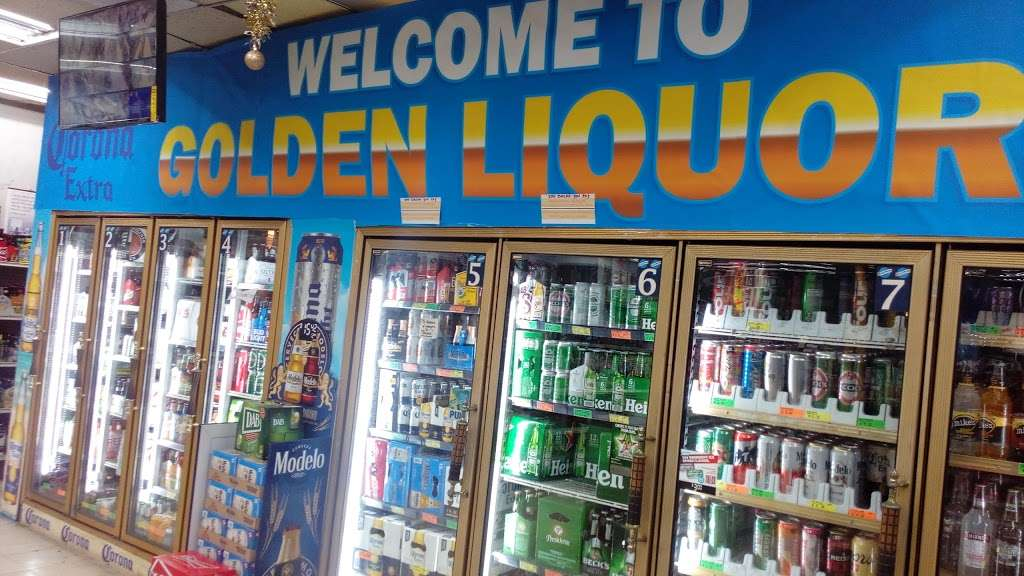 Golden Liquors - store  | Photo 5 of 10 | Address: 7119 Bergenline Ave, North Bergen, NJ 07047, USA | Phone: (201) 869-8630