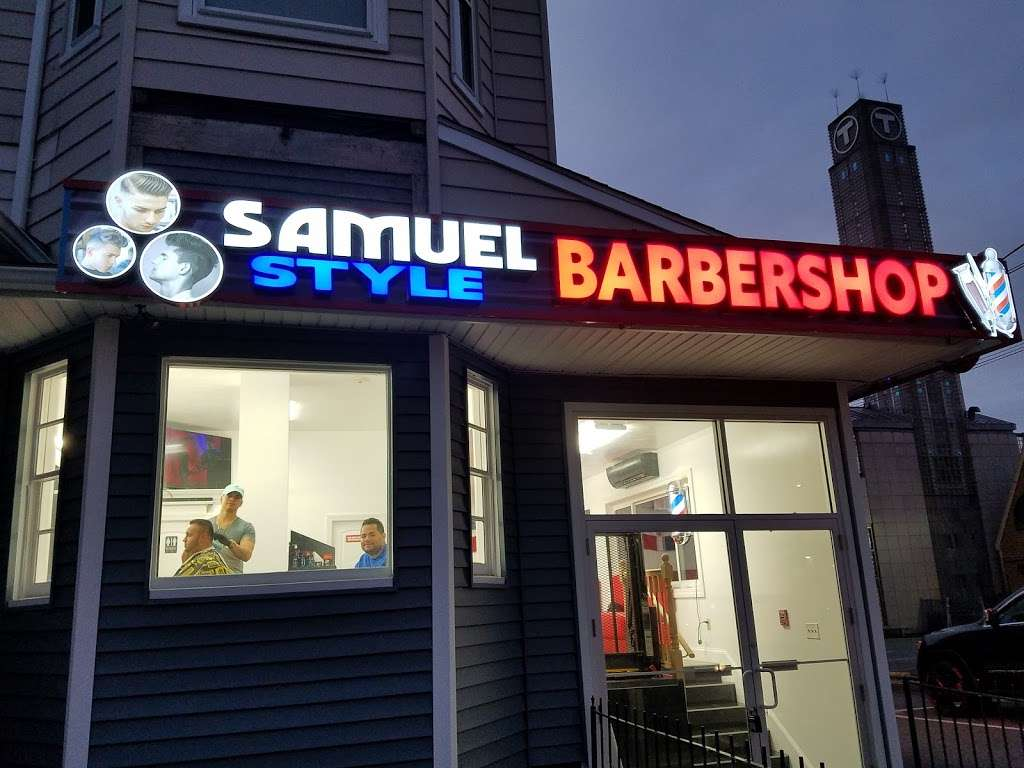 Samuel Style Barbershop - hair care  | Photo 3 of 3 | Address: 11 Bennington St, Revere, MA 02151, USA | Phone: (617) 953-2045
