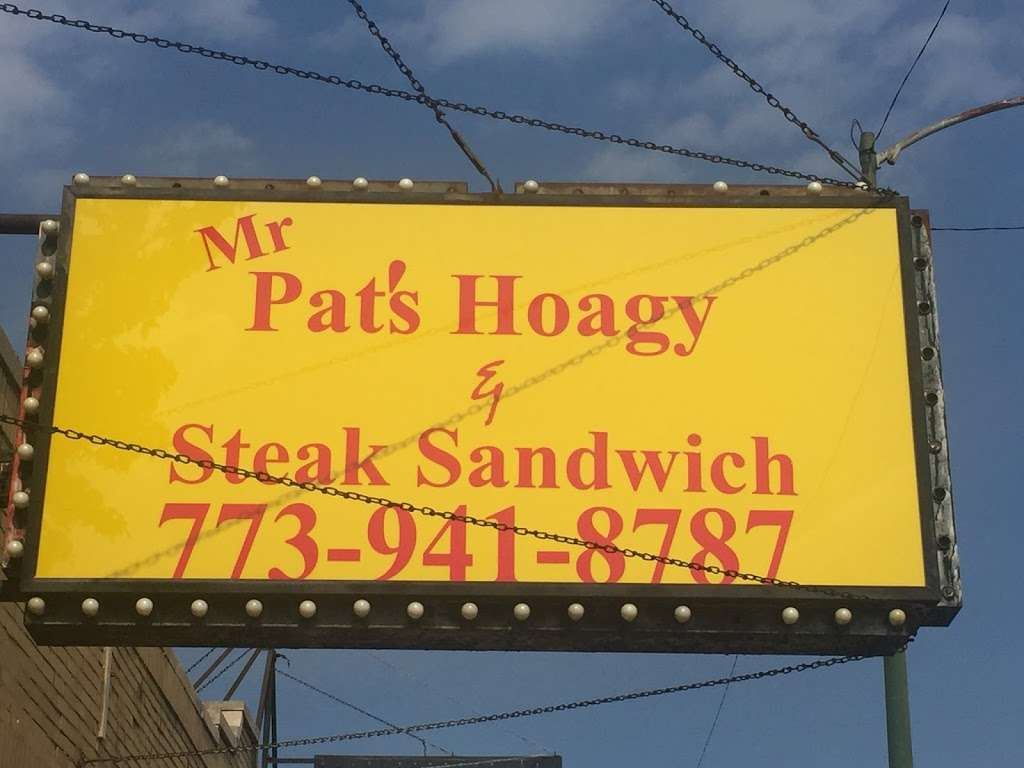 Mr. Pats Hoagy and Steak Sandwich - restaurant  | Photo 1 of 7 | Address: 1122 W 95th St, Chicago, IL 60643, USA
