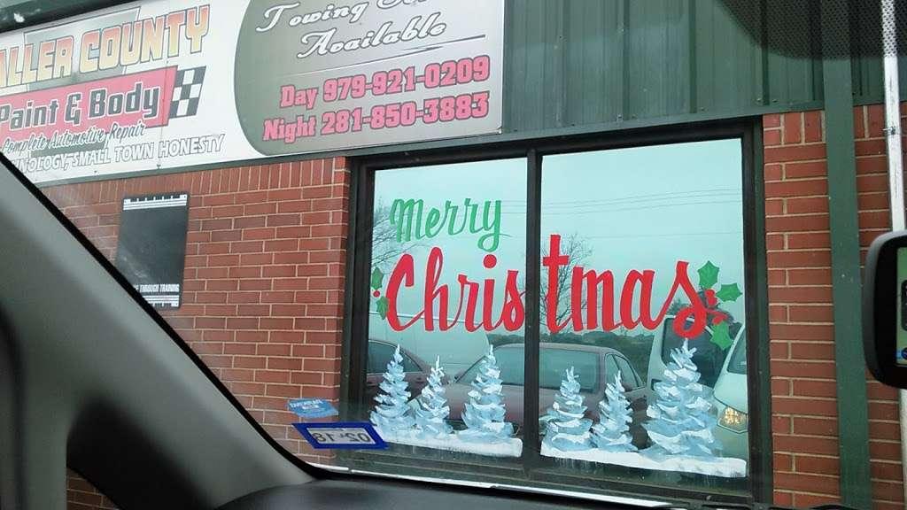Waller County Paint & Body Shop & Complete Automotive - car repair  | Photo 9 of 10 | Address: 40793 Farm to Market Rd 1488, Hempstead, TX 77445, USA | Phone: (979) 921-0906