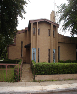 Our Lady of Perpetual Help Parish - church  | Photo 1 of 10 | Address: 7617 Cortland Ave, Dallas, TX 75235, USA | Phone: (214) 352-6012