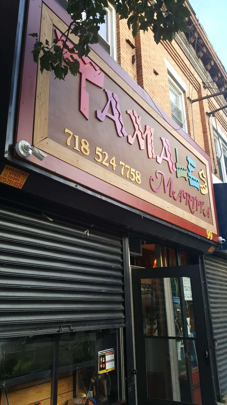 Mexican Tamales Martita - restaurant    Photo 3 of 10   Address: 99 Port Richmond Ave, Staten Island, NY 10302, USA   Phone: (718) 524-7758