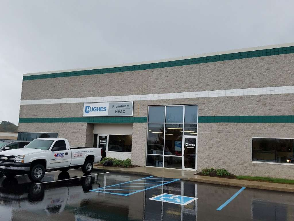 Hughes Supply Plumbing - Indianapolis - store  | Photo 1 of 3 | Address: 1345 Brookville Way R, Indianapolis, IN 46239, USA | Phone: (317) 899-2172