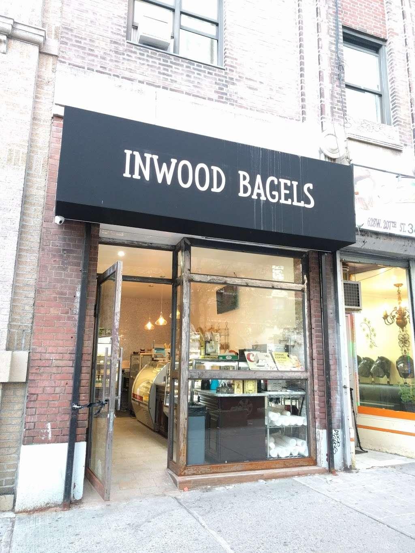 Inwood Bagels - bakery  | Photo 1 of 9 | Address: 628 W 207th St, New York, NY 10034, USA | Phone: (212) 569-7770