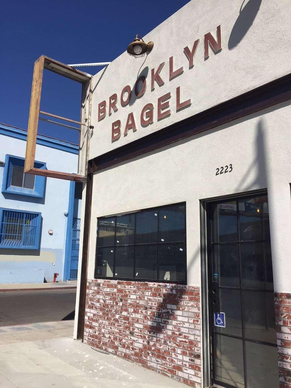 Brooklyn Bagel Bakery - cafe  | Photo 4 of 10 | Address: 2223 Beverly Blvd, Los Angeles, CA 90057, USA | Phone: (323) 630-0676
