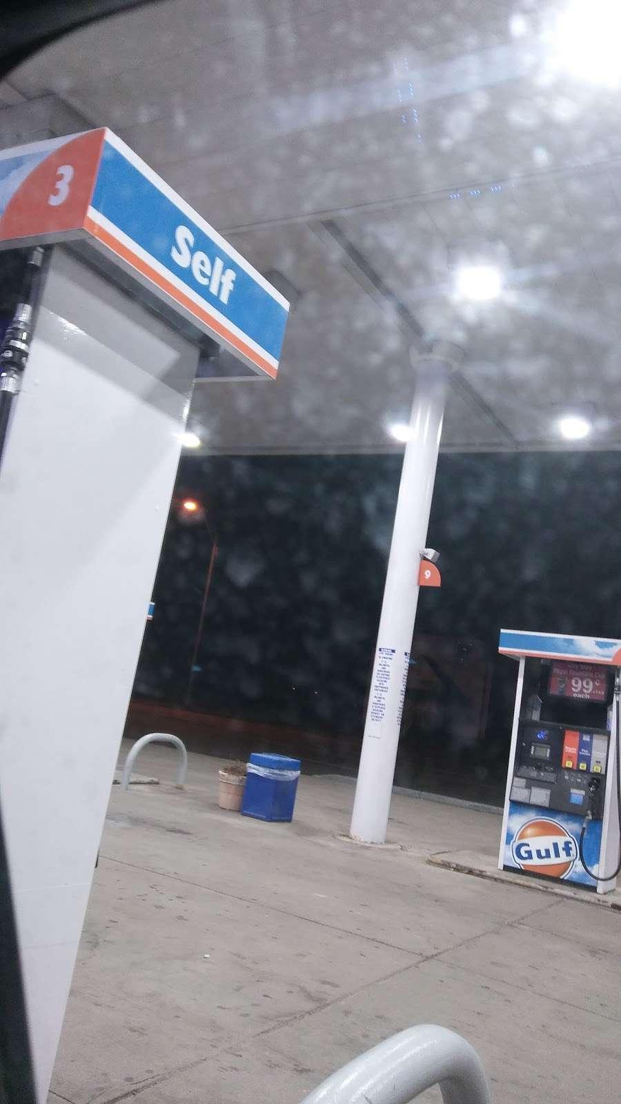 Gulf - gas station    Photo 2 of 2   Address: 1209 S 1st Ave, Maywood, IL 60153, USA   Phone: (708) 344-1357