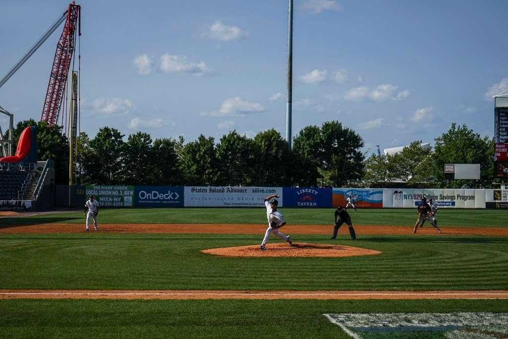 Richmond County Bank Ballpark - stadium  | Photo 5 of 9 | Address: 75 Richmond Terrace, Staten Island, NY 10301, USA | Phone: (718) 720-9265