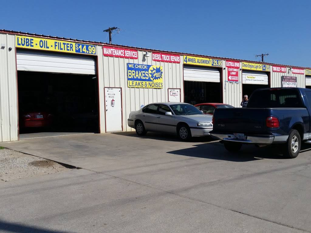 Alliance Dyno & Auto Services - car repair  | Photo 1 of 8 | Address: 2985 Keller Hicks Rd, Keller, TX 76244, USA | Phone: (817) 431-3150