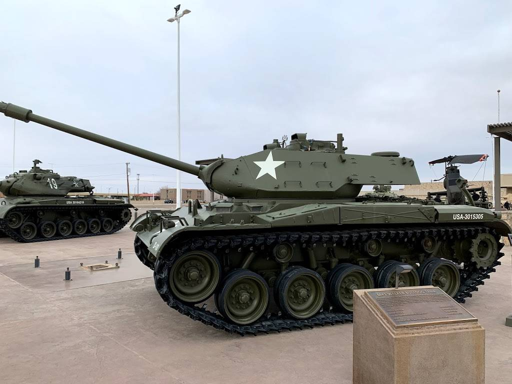 Fort Bliss Museum - museum    Photo 3 of 15   Address: 1735, Marshall Rd, Fort Bliss, TX 79906, USA   Phone: (915) 568-5412