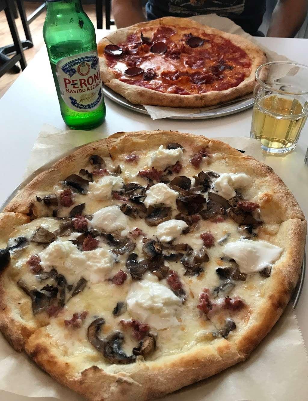 The Pizza Room Surrey Quays London Restaurant 237 Lower