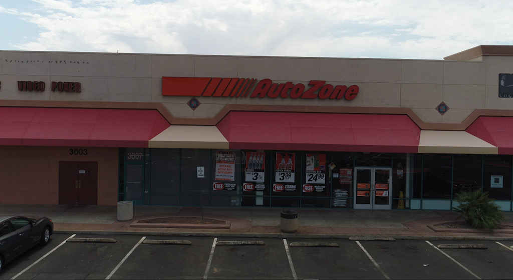 AutoZone Auto Parts - car repair  | Photo 5 of 7 | Address: 3007 Rainbow N, Las Vegas, NV 89108, USA | Phone: (702) 655-1466