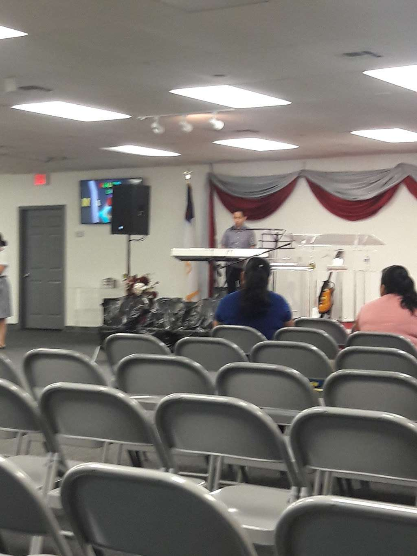 Iglesia Cristiana Pan De Vida Cristian church - church  | Photo 3 of 10 | Address: 2506 W Mt Houston Rd, Houston, TX 77038, USA | Phone: (832) 953-6611