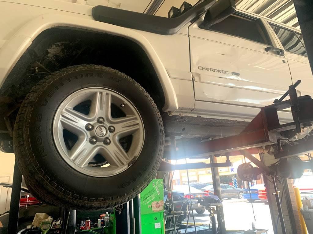 Custom Dream truck and auto repair - car repair  | Photo 1 of 10 | Address: 7740 W Indian School Rd suite 2, Phoenix, AZ 85033, USA | Phone: (623) 330-6397