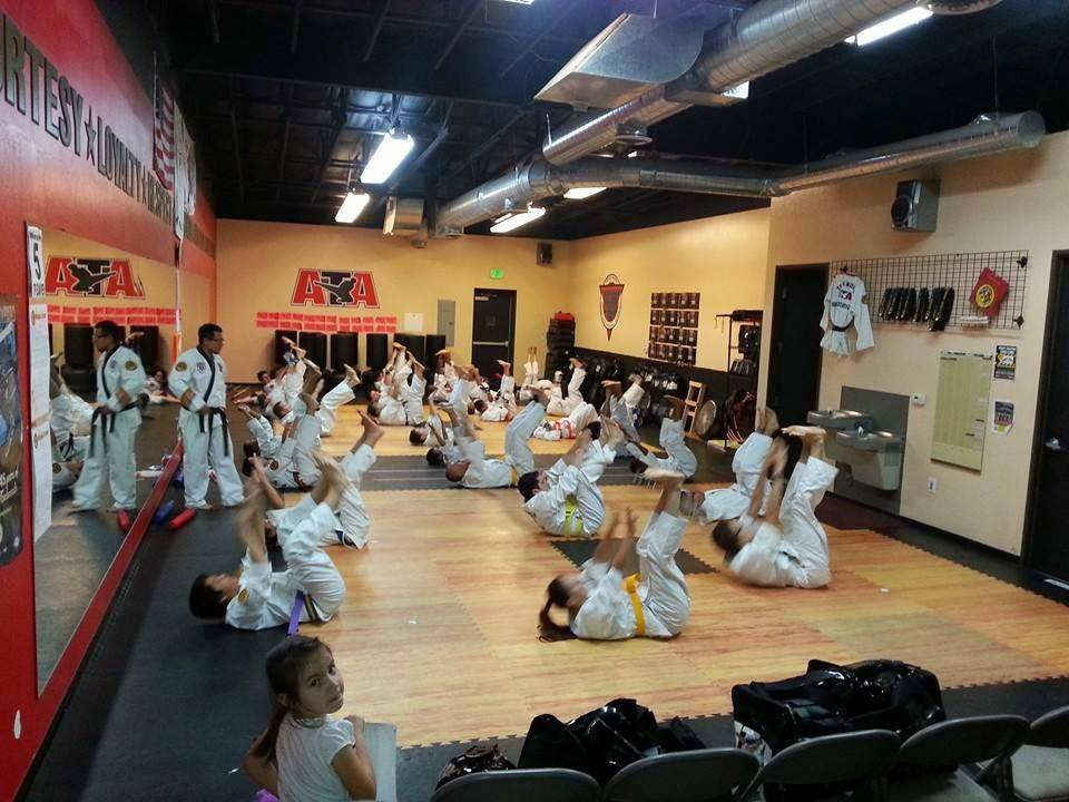 Lees ATA Martial Arts - gym  | Photo 4 of 10 | Address: 9550 W Van Buren St Suite 6, Tolleson, AZ 85353, USA | Phone: (623) 936-9636