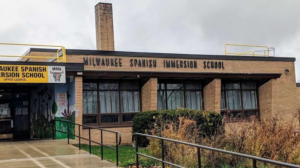 Milwaukee Spanish Immersion School - Upper Campus - school  | Photo 4 of 4 | Address: 2765 S 55th St, Milwaukee, WI 53219, USA | Phone: (414) 604-7600
