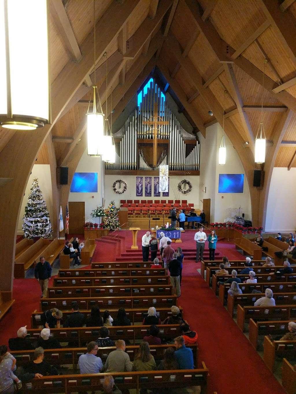 Trinity Presbyterian Church - church    Photo 10 of 10   Address: 1106 Alameda de las Pulgas, San Carlos, CA 94070, USA   Phone: (650) 593-8226