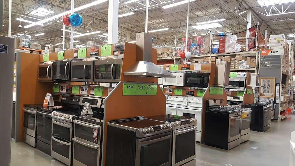 The Home Depot - hardware store  | Photo 1 of 10 | Address: 600 Connecticut Ave, Norwalk, CT 06854, USA | Phone: (203) 854-9111
