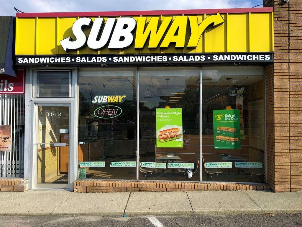 Subway Restaurants - restaurant  | Photo 2 of 10 | Address: 34-12 Broadway, Fair Lawn, NJ 07410, USA | Phone: (551) 224-8734