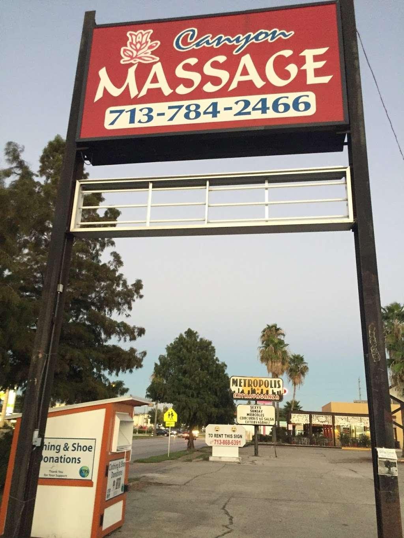 canyon massage - spa  | Photo 2 of 4 | Address: 8931 Richmond Ave, Houston, TX 77063, USA | Phone: (713) 784-2466