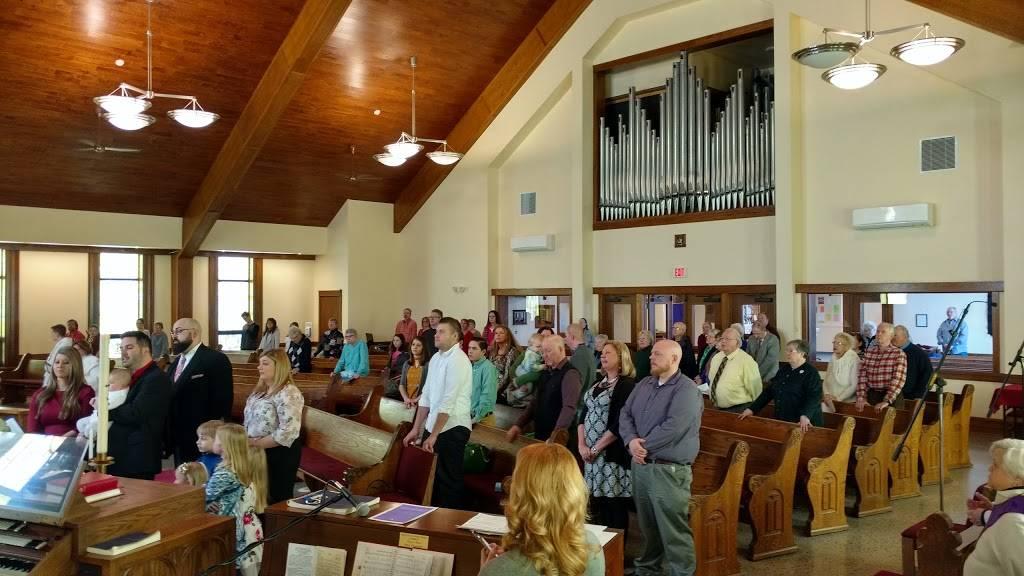 St Johns Evangelical Lutheran Church - church    Photo 3 of 8   Address: 3512 Clinton St, West Seneca, NY 14224, USA   Phone: (716) 668-2152