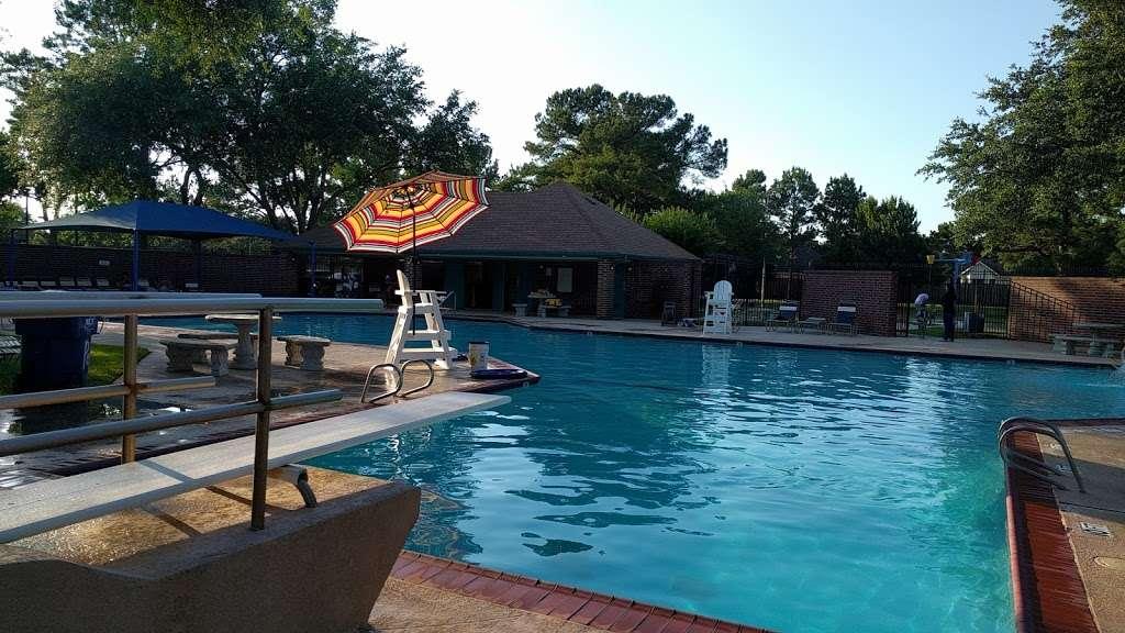 Westfield Pool/Splashpad/Tennis/Playground - park  | Photo 1 of 10 | Address: 19929, 20009 Misty Cove Dr, Katy, TX 77449, USA