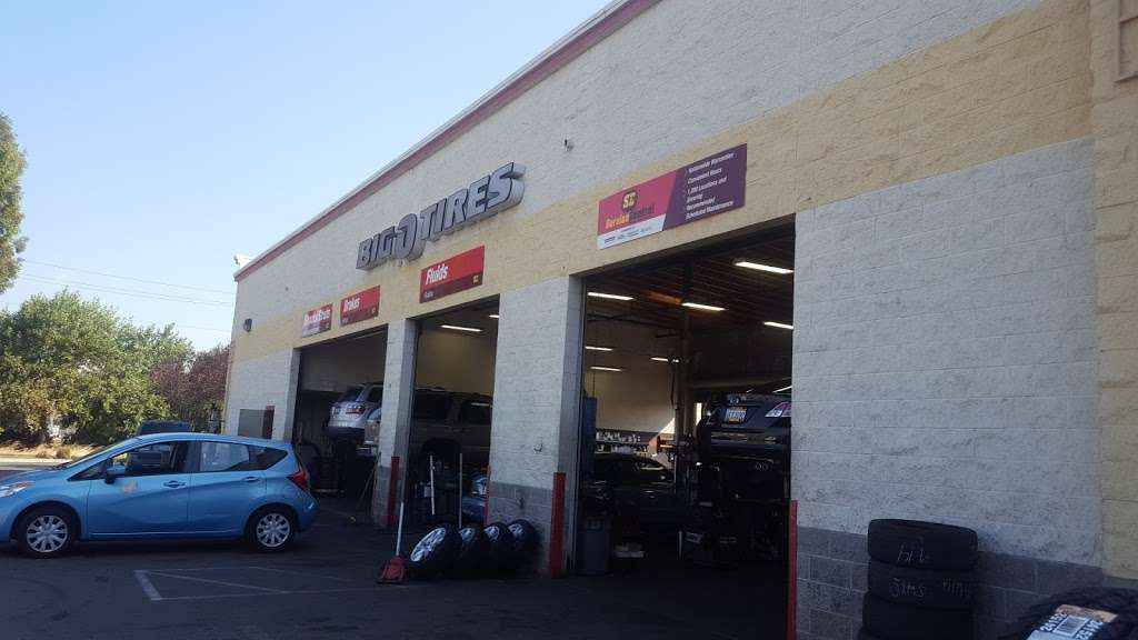 Big O Tires - car repair  | Photo 4 of 10 | Address: 1500 N Park Blvd, Pittsburg, CA 94565, USA | Phone: (925) 432-3883