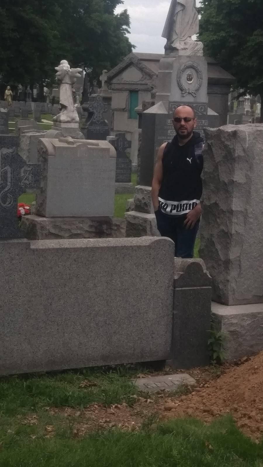 Historic Jersey City and Harsimus Cemetery - cemetery  | Photo 7 of 9 | Address: 435 Newark Ave, Jersey City, NJ 07302, USA | Phone: (201) 707-0738