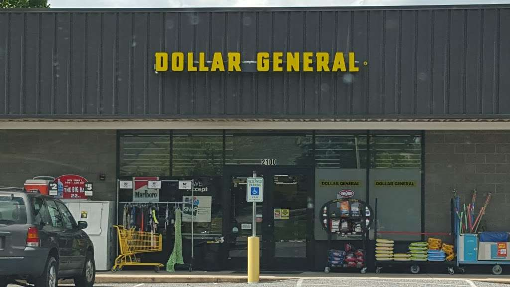 Dollar General - home goods store  | Photo 3 of 5 | Address: 2100 Thistle Hill Dr, Spring Grove, PA 17362, USA | Phone: (717) 739-4524