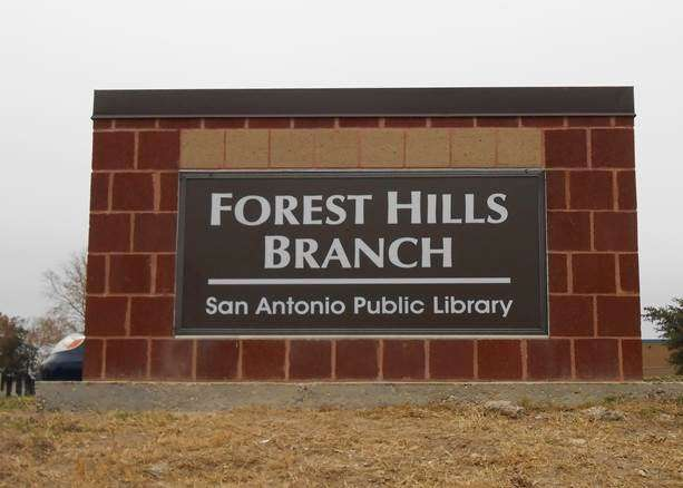 Forest Hills Library - library  | Photo 8 of 10 | Address: 5245 Ingram Rd, San Antonio, TX 78228, USA | Phone: (210) 207-9230