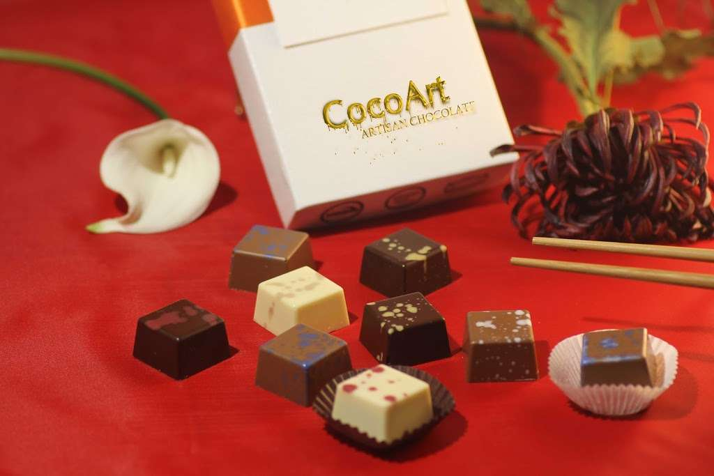 CocoArt Chocolate - store    Photo 7 of 10   Address: 20 Prag Blvd #002, Monroe, NY 10950, USA   Phone: (845) 248-1617