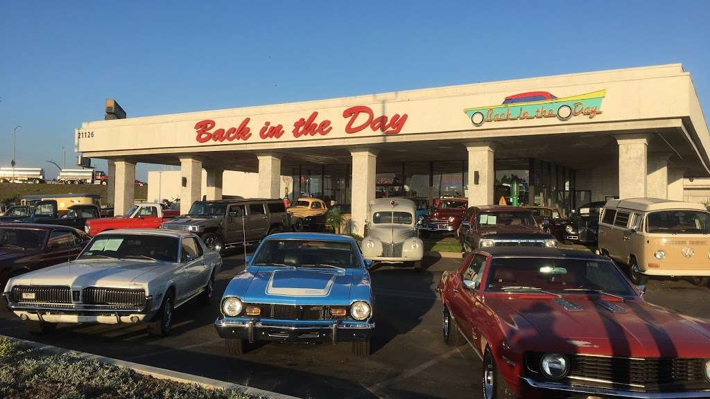 BACK IN THE DAY CLASSICS - car dealer  | Photo 2 of 10 | Address: 21126 S Avalon Blvd, Carson, CA 90745, USA | Phone: (310) 684-4900