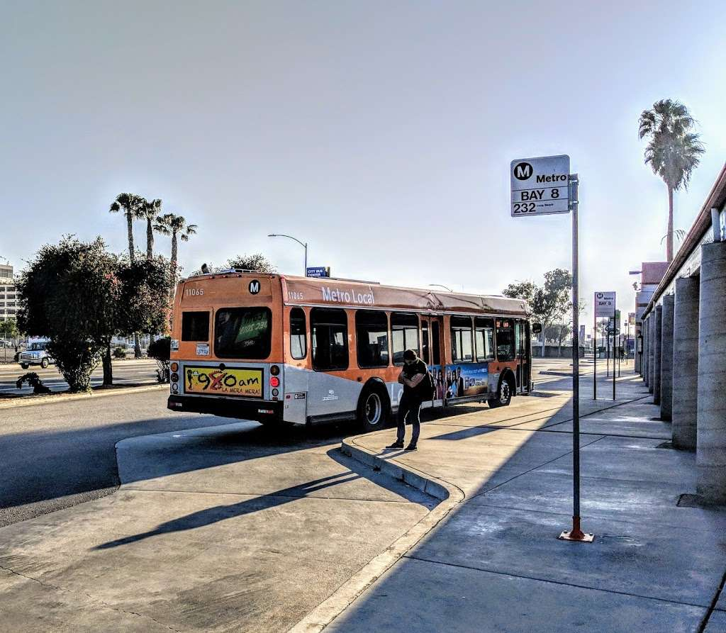 LAX City Bus Center - bus station  | Photo 1 of 10 | Address: West 96th Street, Los Angeles, CA 90045, USA