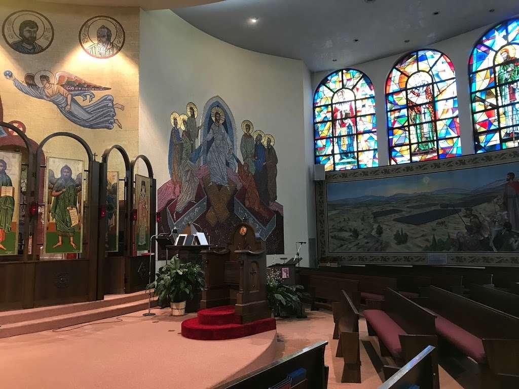 Sts Constantine & Helen Greek Orthodox Church - church  | Photo 6 of 10 | Address: 8000 Madison St, Merrillville, IN 46410, USA | Phone: (219) 769-2481