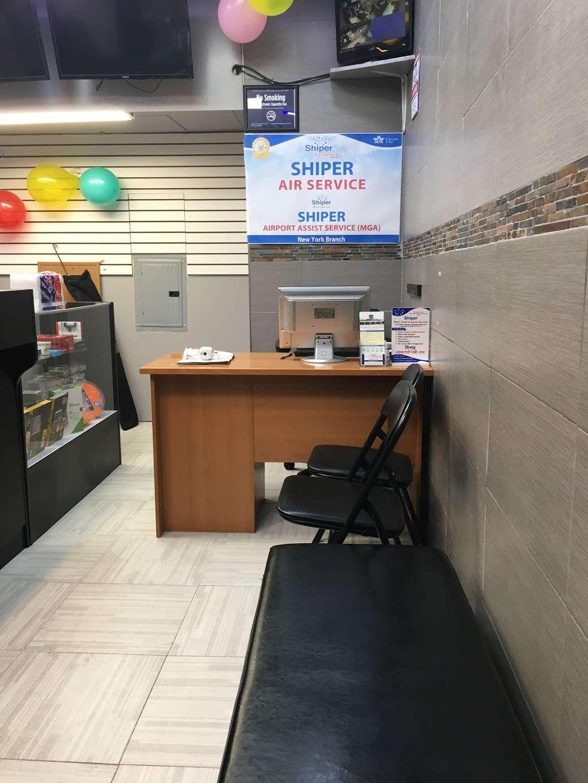 Shiper Air Service - travel agency  | Photo 1 of 8 | Address: 29-05 36th Ave, Astoria, NY 11106, USA | Phone: (718) 361-0510