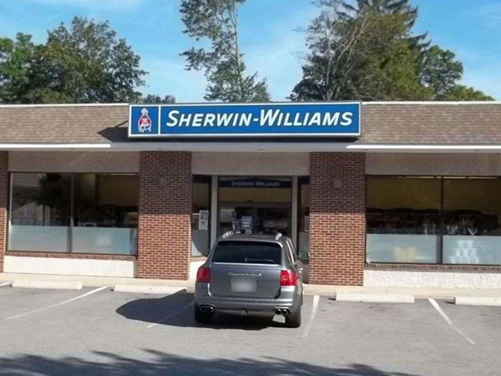 Sherwin-Williams Paint Store - home goods store  | Photo 2 of 5 | Address: 85 South St, Hingham, MA 02043, USA | Phone: (781) 749-6908