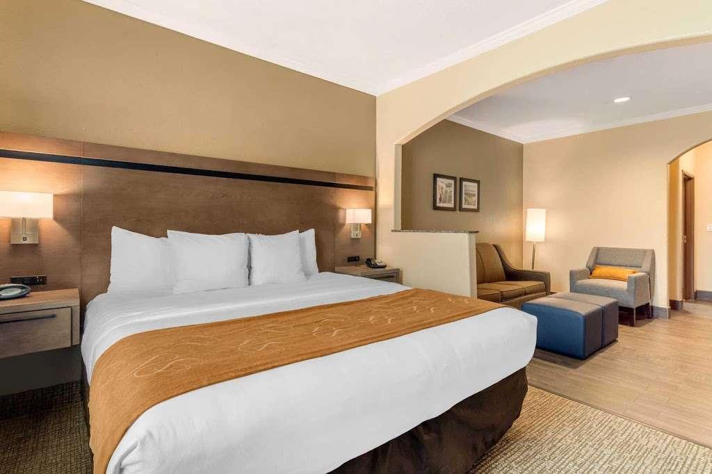Comfort Suites - lodging    Photo 10 of 10   Address: 7209 Garth Rd, Baytown, TX 77521, USA   Phone: (281) 421-9764