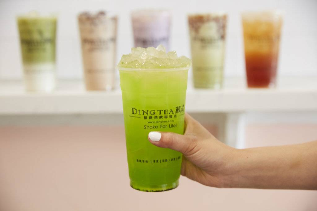 Ding Tea - Tustin - cafe  | Photo 2 of 8 | Address: 13820 Red Hill Ave, Tustin, CA 92780, USA | Phone: (714) 486-2987
