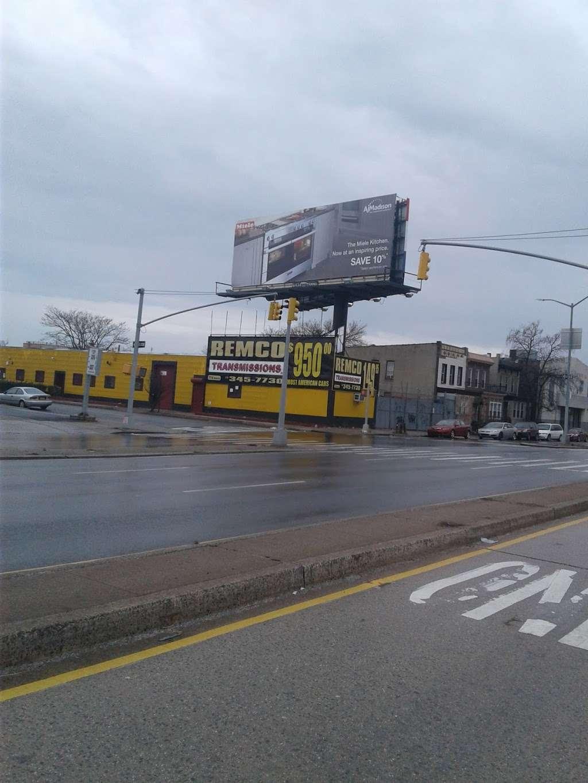 CITGO - gas station  | Photo 1 of 5 | Address: 1868 Linden Blvd, Brooklyn, NY 11207, USA | Phone: (718) 649-0045