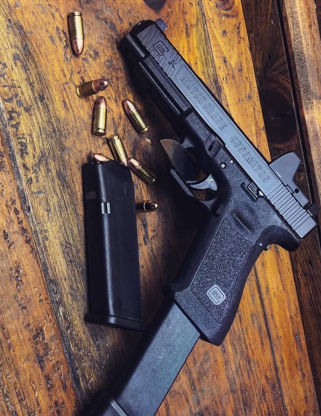 Match Grade Gunsmiths - store  | Photo 3 of 9 | Address: 16305 Piuma Ave, Cerritos, CA 90703, USA | Phone: (562) 691-3808