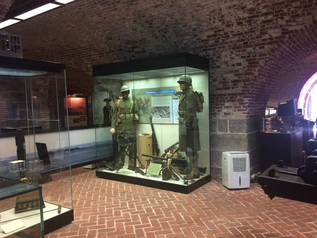 Harbor Defense Museum - museum  | Photo 2 of 10 | Address: 230 Sheridan Loop, Brooklyn, NY 11252, USA | Phone: (718) 630-4349