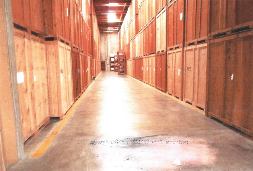 Santa Rosa Moving & Storage - storage  | Photo 4 of 8 | Address: 5650 State Farm Dr, Rohnert Park, CA 94928, USA | Phone: (707) 584-8585