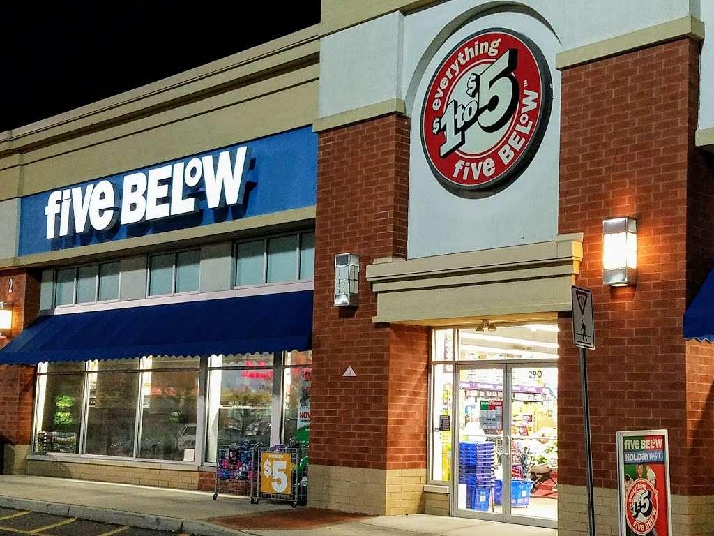 Five Below - store  | Photo 2 of 10 | Address: 4215 E Black Horse Pike, Mays Landing, NJ 08330, USA | Phone: (609) 677-1740