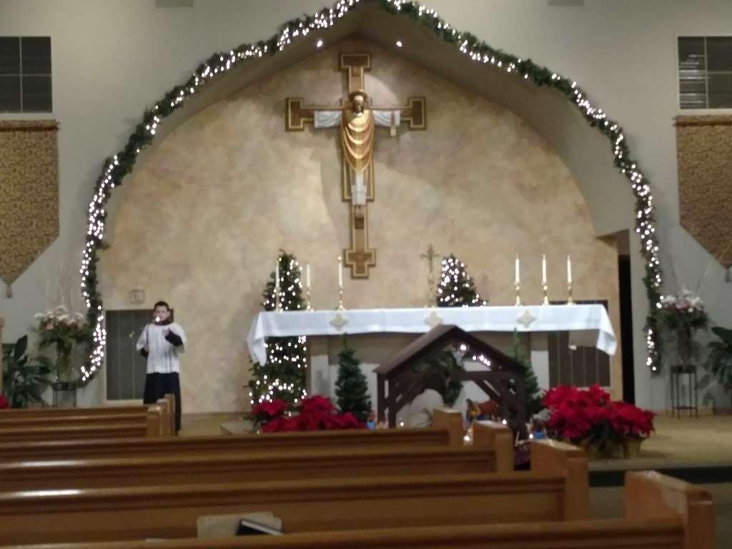 Holy Name Catholic Church - church  | Photo 2 of 10 | Address: 3290 W Milan Ave, Sheridan, CO 80110, USA | Phone: (303) 781-6093